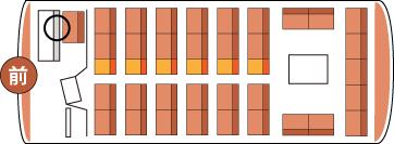 グランドサロン座席表