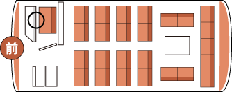 スーパーエクシード座席表