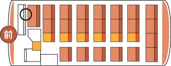 ローザ座席表